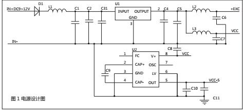 基于ad8421的地磅称重传感器信号调理设计